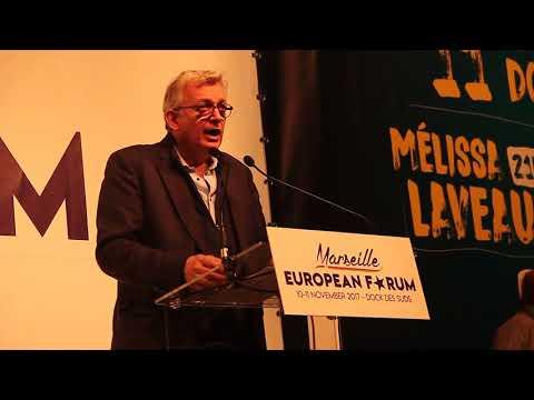 Pcf -  Forum Européen À Marseille -  Novembre 2017 22 1