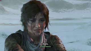 Rise of the Tomb Raider Escena PostCreditos