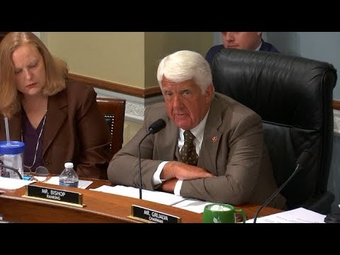 U.S. Rep. Rob Bishop on Democrats Mockery of Democracy