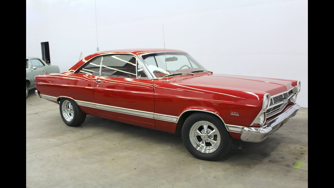 1967 Ford Fairlane 500 for sale