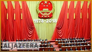 🇨🇳Marking 40 years of reform, Xi says China won't be dictated to l Al Jazeera English