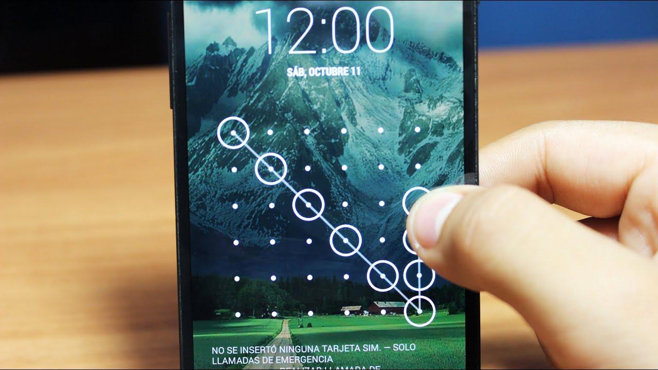 Máxima Seguridad con un Patrón de Bloqueo [ Xposed ]   Android ...