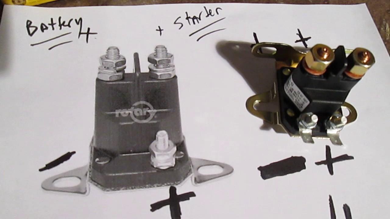 Solenoid Wiring Diagram Snapper Sr1433 Mower Free Download Walk Behind Lawn Wireing 50 Www Engine Magneto At