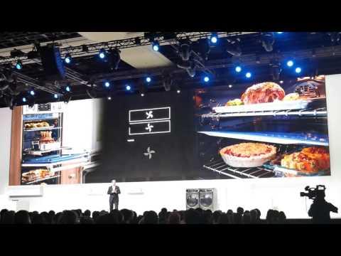 Samsung Appliances Press Conference    CES 2017