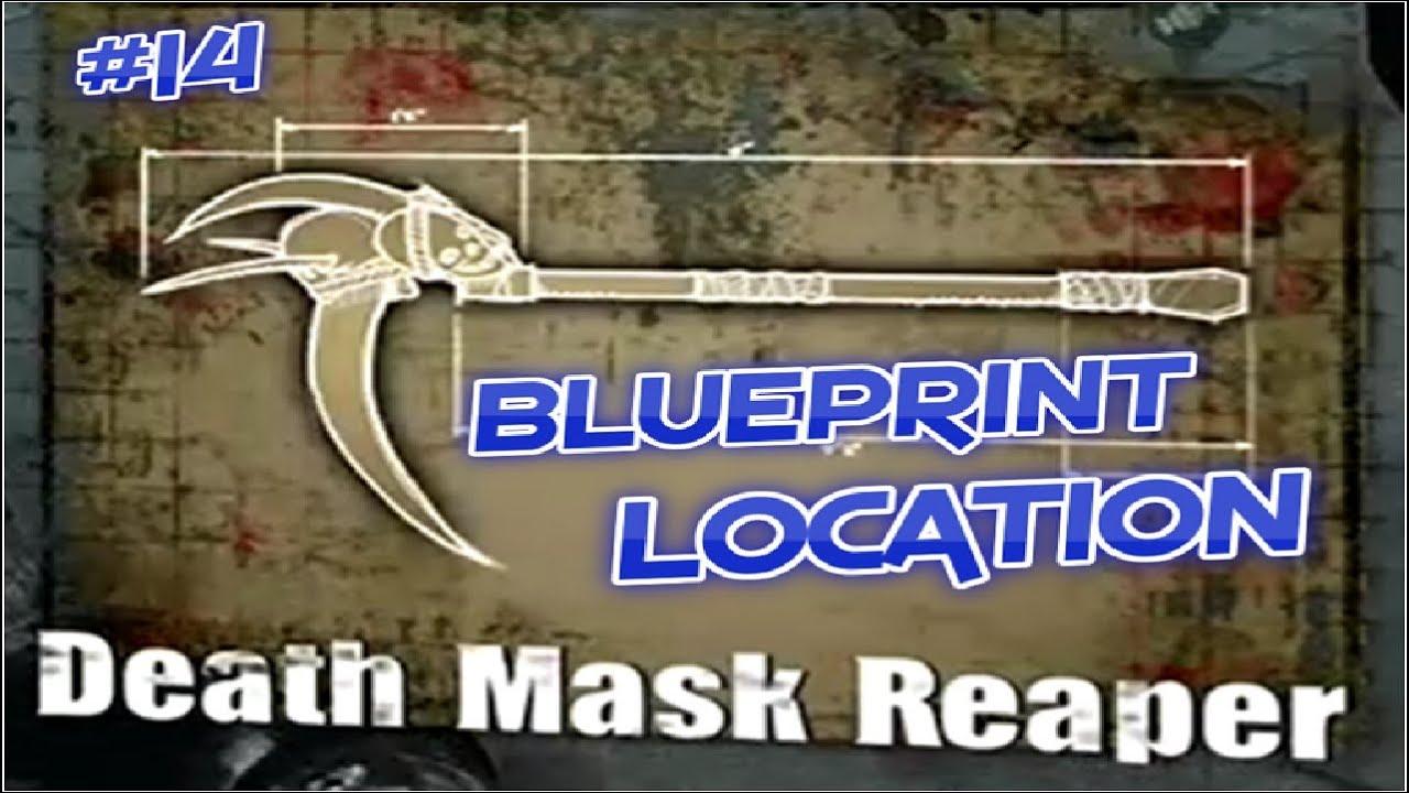 Dead rising 3 death mask reaper blueprint location wdetailed dead rising 3 death mask reaper blueprint location wdetailed guide youtube malvernweather Gallery