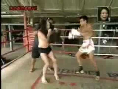 ตลกญี่ปุ่นมาฝึกมวยในไทย ฮามาก ๆ