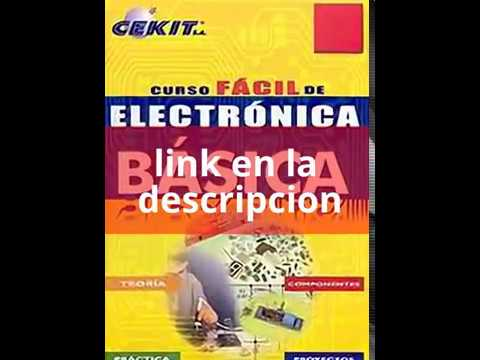 Curso Electronica Basica Link Mega Youtube