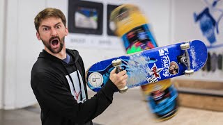 Insane Helicopter Board | You Make It We Skate it Ep 234