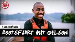 Adlerträger I Gemeinsame Bootsfahrt mit Gelson Fernandes