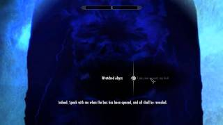 Let's Play Skyrim: Wretched Abyss 134