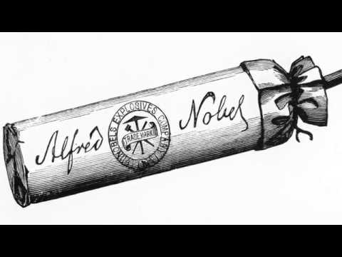 Alfred Nobel Biography In Telugu   History Of Nobel Prize   Nobel Prize Value