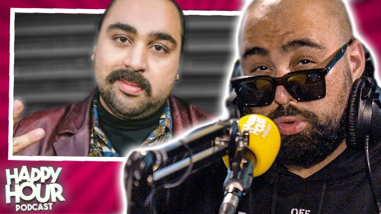 Chabuddy G CRASHES The Happy Hour Podcast