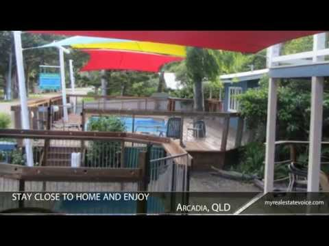 Freehold Accommodation & Car Hire Business for Sale - Arcadia, QLD