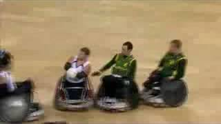 Paralympics Wheelchair Rugby Summary