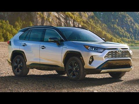 2019 Toyota Rav4 Redesign The Most Popular Suv Youtube