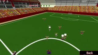 Roblox futbol turnuvasi