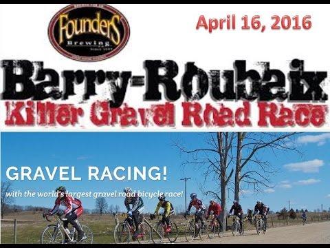 2016 Barry Roubaix - 36 mile race