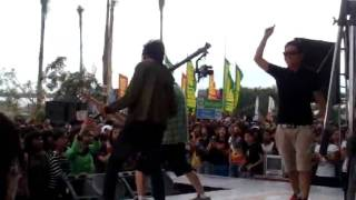 Supersonik - pacarku cerewet Live at Inbox