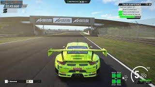 Assetto Corsa Competizione - 2018 Porsche 911 GT3 R at Silverstone [4K 60FPS]