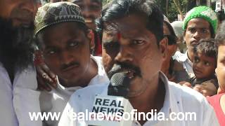 Download Video Rally At  Bandra, Auto Rickshaw Driver, seeking justice to Asifa MP3 3GP MP4