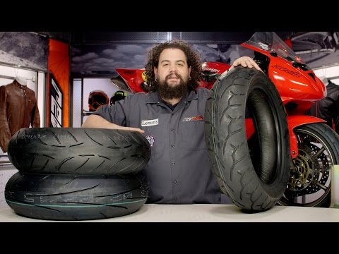 2015 Motorcycle Tires Buyers Guide at RevZilla.com