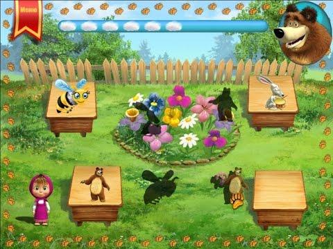 Теремок - игры для детей, детские игры онлайн, игры для