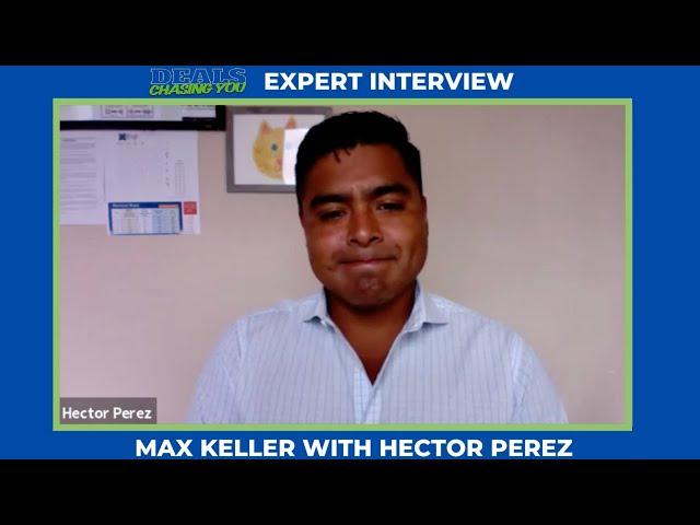 Expert Interview - Hector Perez