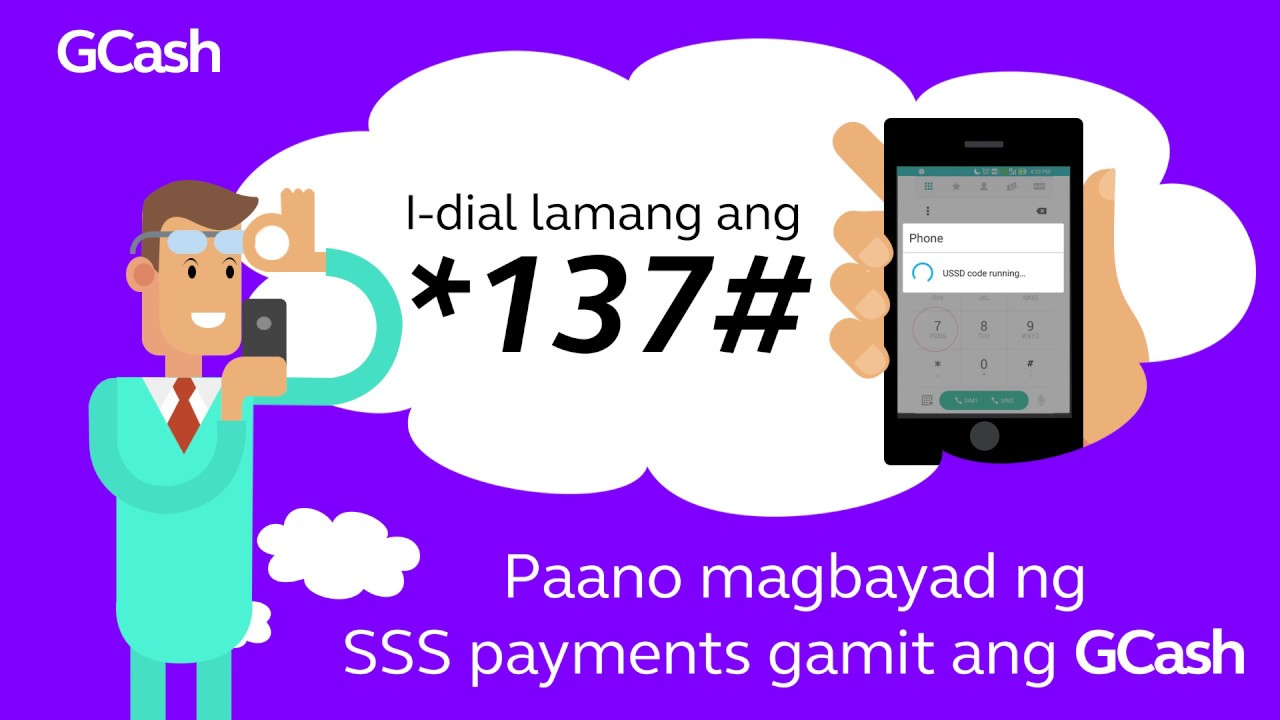 SSS Payment Thru Gcash - wanderwahm