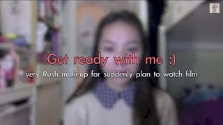 Cherrie's Daily~ Get ready with me ♥ Going out to watch film Thumbnail