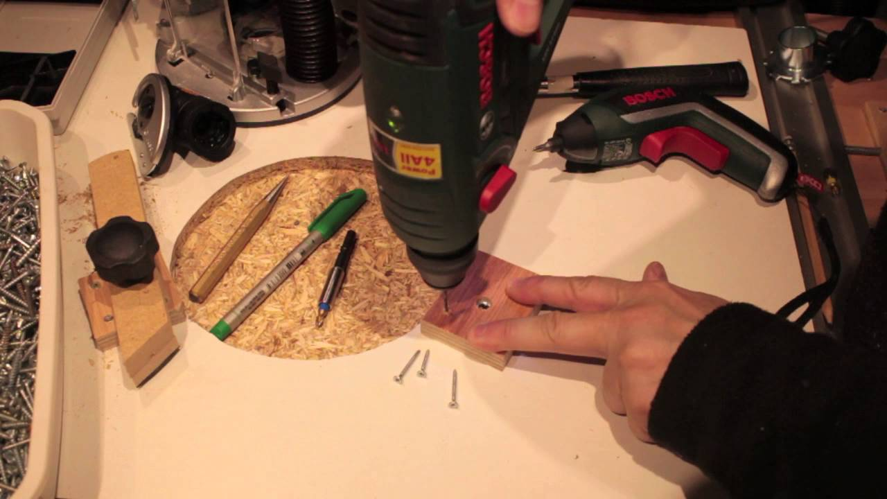 video 316 - router project part 2 - fixation - fixing pof 1400 ace
