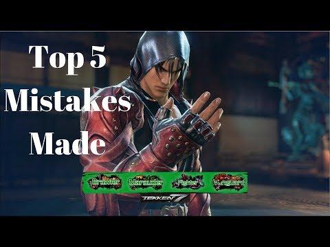 Tekken 7 How To Do Ewgf Easier On Pad By Peraliq