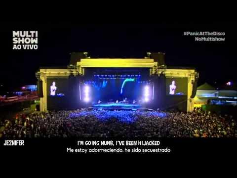 SUB Ingles-Español│Panic at the Disco • Nicotine (EN VIVO)