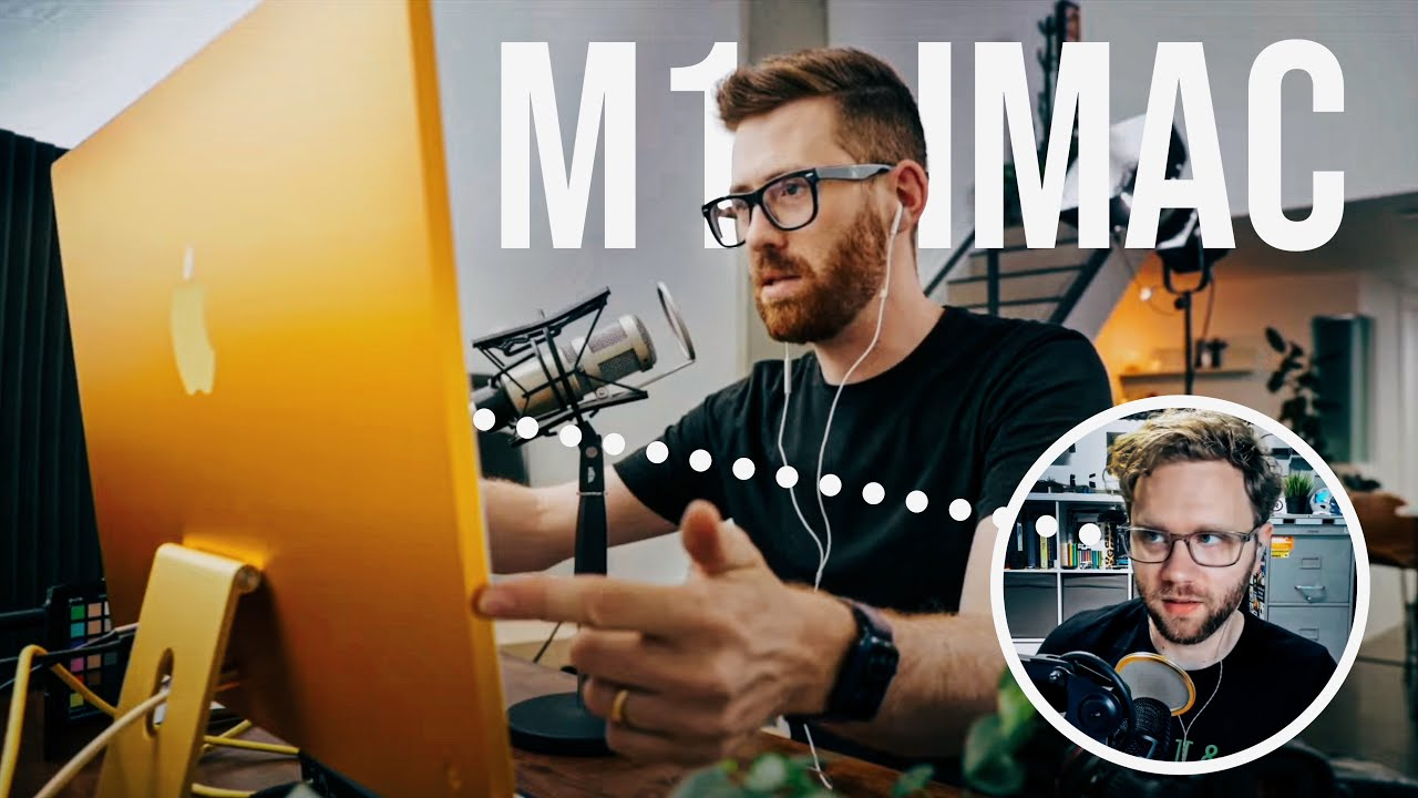 M1 iMac Hands On