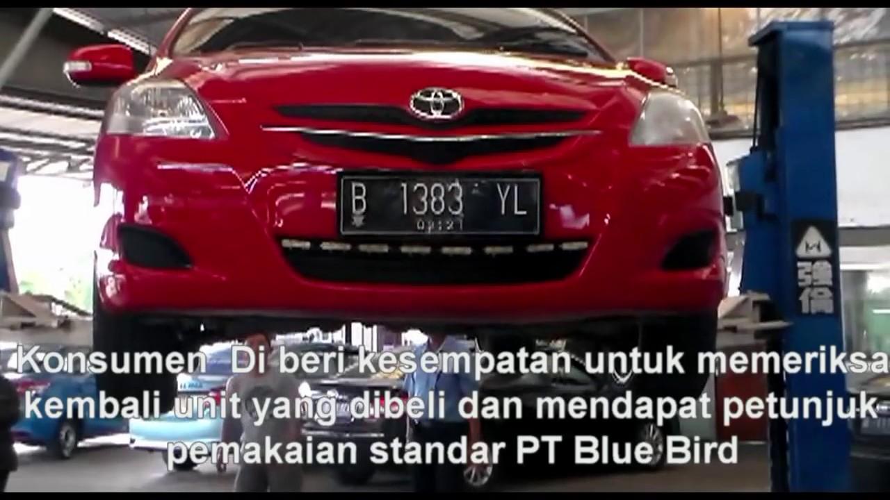 Serah Terima Mobil Toyota Vios Limo Eks Taksi Blue Bird Pool Pool