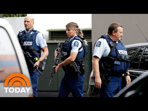 New Zealand Shooting Spurs Scrutiny For Violent Content On Social Media | TODAY