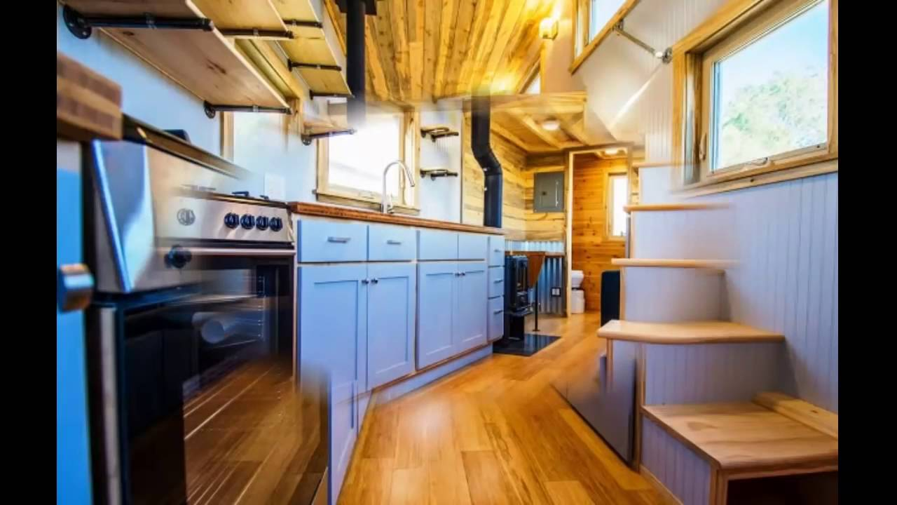 Merveilleux Beautiful Tiny House On Wheels By Mitchcraft Tiny Homes   TinyHouseTour