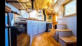 Beautiful Tiny House On Wheels By Mitchcraft Tiny Homes - Tinyhousetour