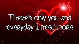 Evanescence- Anything For You lyrics [HD]