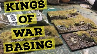 Realistic Diorama Basing For Warhammer And Kings Of War