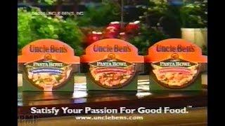 Uncle Ben's Pasta Bowl (2001)