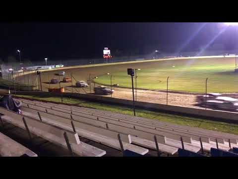 First time at Fergus! Finished 5th and 11th. - dirt track racing video image