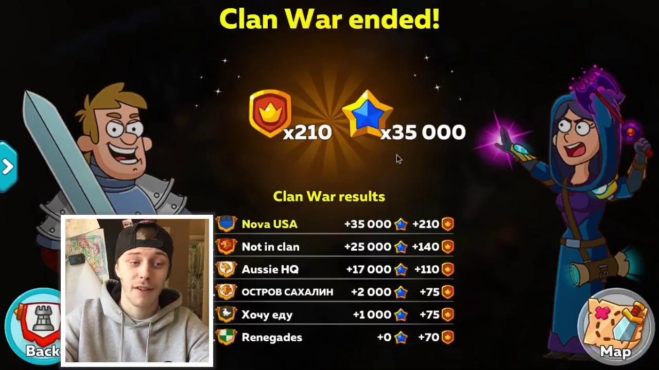hustle castle war matchmaking