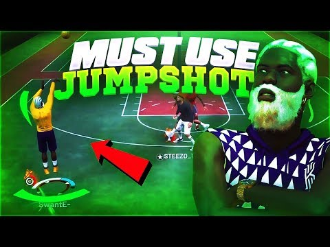 this JUMPER will turn your BUILD INTO a PURE SHARP after PATCH 4!!! NBA 2K19 SECRETS!!!