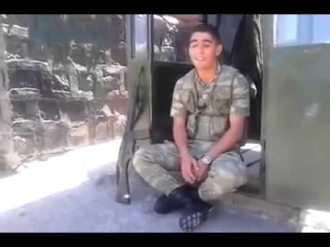 Asker'den Muhteşem Kürtçe Şarkı mutlaka dinleyin