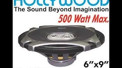 Car audio system- car speaker,tweeters,amplifier - Hollywood speaker, Delhi, India