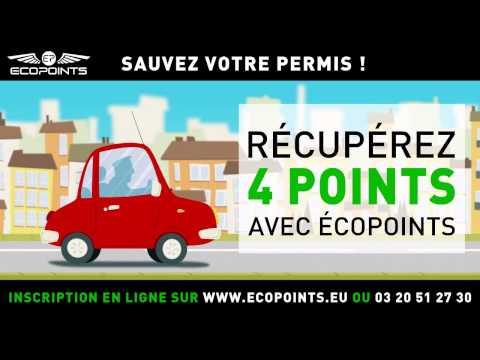 EcoPoints Stage de Récupération de Points Lens Pas de Calais
