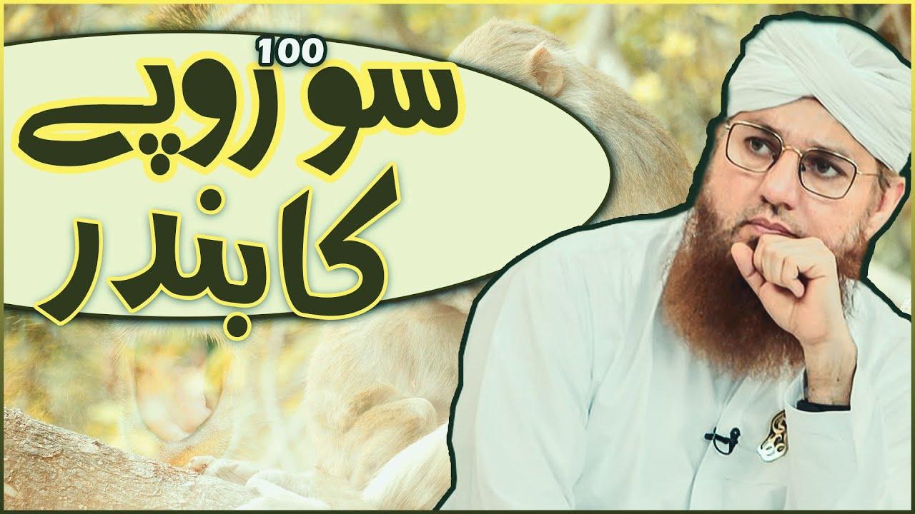Special Discount Bandar Par | Dilchasp Waqia | Amazing Monkey Story | Maulana Habib Attari