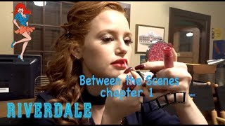 Riverdale: Between the Scenes | Madelaine Petsch thumbnail