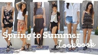 LOOKBOOK: Spring into Summer! Thumbnail