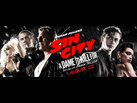 Sin City: A Dame to Kill For (2014) Rant aka Movie Review